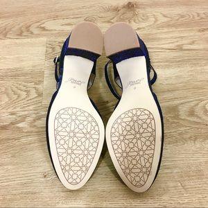 Badgley Mischka Shoes - Badgley Mischka   Embellshed Ankle Strap Sandal